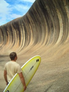 Surfin Wave Rock!