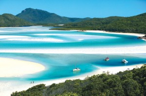 Whitsundays eilanden